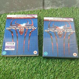 Amazing Spider-man / Amazing Spider-man 2 (Box Set) (DVD, 2014)