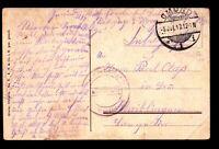 Germany 1917 Gmund Feldpost Card / Censor / Light Creasing - Z14045