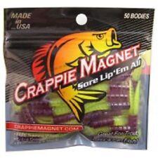 NEW    CRAPPIE MAGNET - 50 pc PK