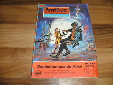 PERRY RHODAN  # 423 -- SONDERKOMMANDO ATLAN // 1. Auflage 1969