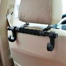 Car Dual Hook Coat Luggage Hanger For Vehicle Car Seat Headrest Hook