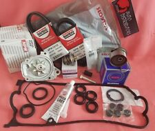 2001-2005 Honda Civic Complete Timing Belt Kit + Water Pump Japan OEM