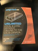 MagicJack GO Unlimited Local And Long-Distance Calling To The Us And Canada
