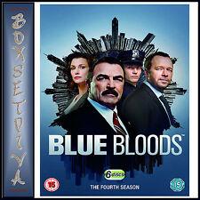 BLUE BLOODS - COMPLETE FOURTH SEASON - SEASON 4 **BRAND NEW DVD **