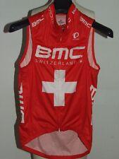 Maillot de Vélo Haut Cyclisme sans Manches BMC Suisse Pearl Izumi Taille M