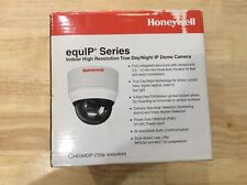 New Honeywell HD3MDIP equIP 720P D/N IP Network Megapixel PoE Dome CCTV Camera