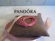 New Pandora Pink 100 CM 39.4 in Cord  390961CPK 100 Learn 2 use on Youtube