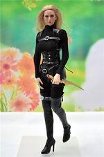 2017 Clothes for 1/6 custom Action Figure Female Phicen Hottoys BDSM Bondage