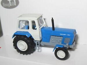 Busch 8702 - Spur TT - Traktor Fortschritt ZT-300 - blau