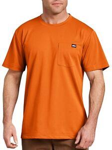 Genuine Dickies Men's Short-Sleeve Performance Pocket T-Shirt (S, M, L, XL)