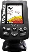 Lowrance HOOK 3x mit 83/200 kHz Farbecholot Fischfinder