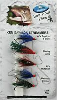 Dragon Single Fly Hooks, Sawada Singles, Salmon & Sea Trout Fishing Flies