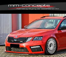 CUP Spoilerlippe für Skoda Octavia RS 5E FL Frontspoiler Spoilerschwert Lippe IN