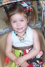 Custom Boutique Resell Girl's Disney Minnie Animal Kingdom Outfit Set Shorts Top