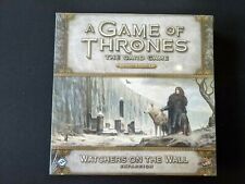 Game of Thrones Card Game Second Edition Expansion Watchers of the Wall  SEALED