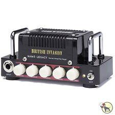 Hotone Nano Legacy British Invasion 5W Class AB Mini Guitar Amplifier Amp Head