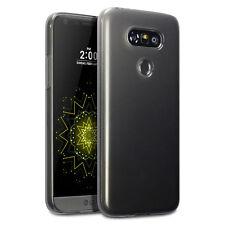LG G5 Precision Ballistic Impact Resistant Gel Reinforced Case Smoke Black