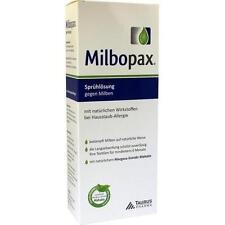 MILBOPAX Milbenspray Sprühlösung 250 ml PZN 4369587
