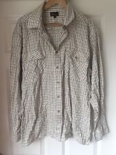 Sherwood Forest Check Shirt Size L