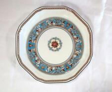 """Wedgwood Florentine Turquoise Blue 8 Sided Octagon Dish 10"""""""