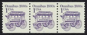 #2225 1c Omnibus, PNC3 1, Mint **ANY 5=FREE SHIPPING**