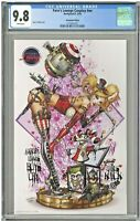 Faro's Lounge Cosplay CGC 9.8 HQ Steampunk Edition Harley Cover Jamie Tyndall