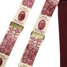 Music Hall Classical Symphony Theme Suspenders Braces