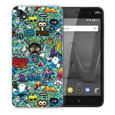 Coque Wiko Sunny 2 Plus - Motif Midley Scale