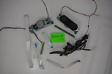EMERSON LC320EM2 Small Parts Repair Kit SPEAKERS;POWER CORD;RIBBON CABLES;IR SEN