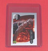 1998 Upper Deck Michael Jordan Sticker WHO SAID THAT? Chicago Bulls #110 HOF 🔥