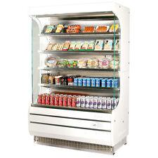 "Turbo Air 50"" Open Display Case Refrigerated Merchandiser Tom-50"