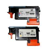 Wolfgray 2 Pack HP940XL 940 Têtes d'impression pour HP Officejet Pro 8000 8500 H