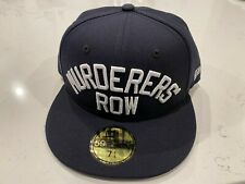 New York Yankees New Era MLB Murderers Row 59Fifty Fitted Hat - Navy