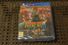Dragon Quest Heroes 2: Explorer's Edition with Pre-Order T-Shirt - PS4