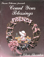 Chris Thornton : COUNT YOUR BLESSINGS Painting Book - OOPS!