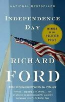 Independence Day Libro en Rústica Richard Ford