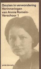 OMZIEN IN VERWONDERING 1 + 2 - Annie Romein-Verschoor (PRIVE DOMEIN 17)