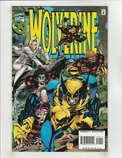 Wolverine (1988) #94 NM- 9.2 Marvel Comics Deluxe X-Men;Generation X app.