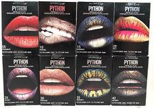 (8) Maybelline New York Python Metallic Lip Kit New & Sealed Complete Set