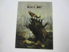 Dark Horse Black Dog The Dreams of Paul Nash Dave McKean New