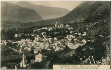 1933 Roncegno - Alpi Trentino m. 535 Chiesetta S. Brigida Bagni - FP B/N VG