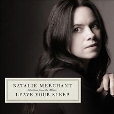 Selections from Leave Your Sleep [Digipak] by Natalie Merchant (CD, Apr-2010,...