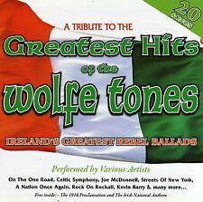 irish rebel music, A Tribute to the Greatest Hits of the Wolf Tones, Eire Celtic