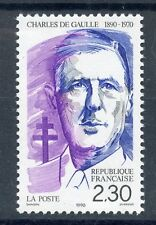 STAMP / TIMBRE FRANCE NEUF** N° 2634 GENERAL DE GAULLE