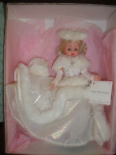"NEW RETIRED Madame Alexander 10"" Doll WINTER WONDERLAND # 19990 COLLECTION RARE"