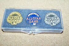 2013 NY New York Mets All-Star Game 3- pins set v.1 lapel pin ONLY 100 MADE