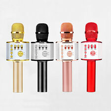 K38 Portable Bluetooth Microphone Karaoke Mic Stereo USB Player Wireless