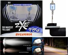 Sylvania Silverstar ZXE 881 27W Two Bulbs Fog Light Upgrade Replacement DOT Fit