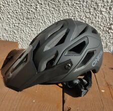 O'Neal Pike 2.0 Helmet 2019 S/M: 55-58 CM Open Face Mountain Bike Cycling Crash