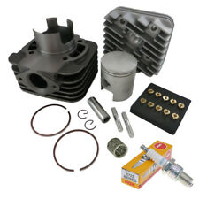 70ccm Zylinder Kit Sport Piaggio Vespa ET2 LX LXV Sprint Primavera S 50 2-Takt